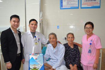 Xúc động bài thơ bệnh nhân tặng Bệnh viện đa khoa Hùng Vương những ngày cuối năm.