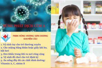 Bùng phát dịch cúm A
