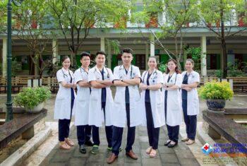 Đội ngũ nhân viên Bệnh viện đa khoa Hùng Vương